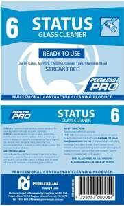 Status Glass Cleaner (6) 5L