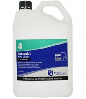 Versadet Neutral Floor Cleaner (4) 5L