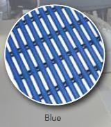 Mat Tube Tred 900mm Blue