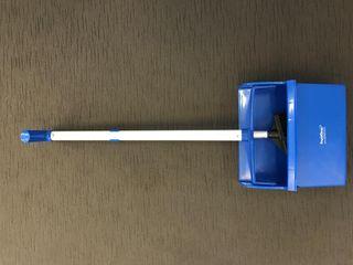 Lobby Dust Pan Set Rapid Blue