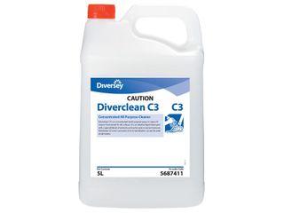 Diverclean C3 5Lt