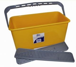 Edco Deluxe 22L Yellow Bucket  DELETEd STOCK