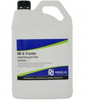 HD X-Tractor Carpet Extraction Shampoo