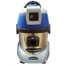 Cleanstar Commercial Wet/Dry S/Steel Vacuum Cleaner 15Lt