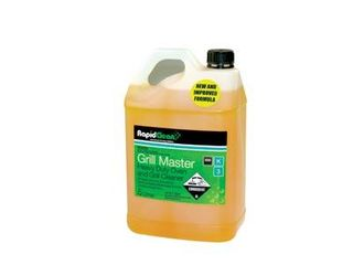 Grill Master Heavy Duty Oven & Grill Cleaner 5L