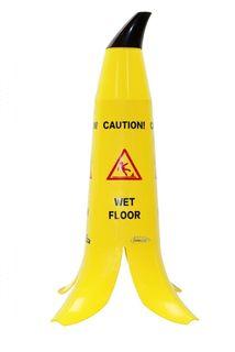 Wet Floor Sign Banana 60cm