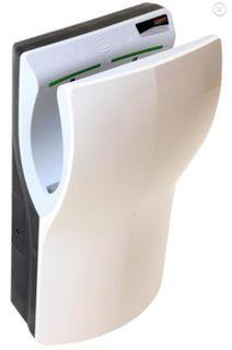 Hand Dryer Dualflow Plus Auto White