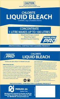 Chlorite Liquid Bleach 15Lt
