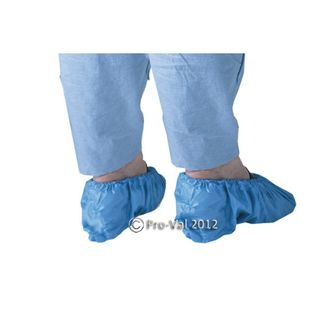 Shoe Cover Gloshie Blue (Standard Size) Ctn 1000