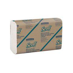 Slimline Scott Multifold Towel Ctn 4000