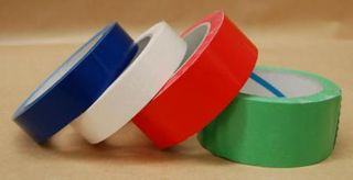 Red C20 PVC Tape 12mmx66mt