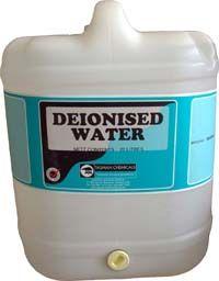 Deionised Water 20Lt