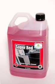 Super Red Multi Purpose Cleaner 5L