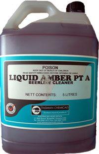 Liquid Amber Beer Line A 5Lt