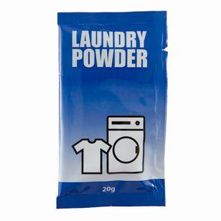 Accom Assist Laundry Powder Sachet Standard 20gm Ctn 300