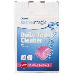 Sachet Magic Daily Toilet Cleaner 10 sachets/packet - OSM-302
