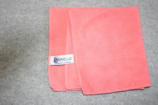 Microaid Cloth Amenities Red