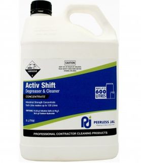 Activ Shift Heavy Duty Cleaner 5L