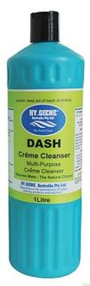 Hy Giene Bottle Dash Creme  Screen Printed