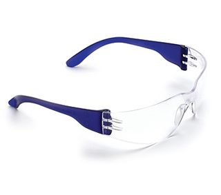 Safety Glasses Tsunami Clear