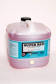 Super Red Multi Purpose Cleaner 15L