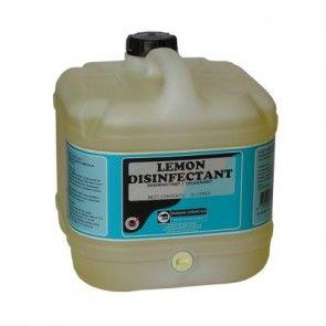 Lemon Disinfectant Tasman 15Lt