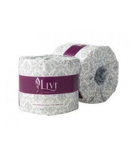 Livi Impressa Toilet Tissue 3Ply 225 Sht Ctn 48