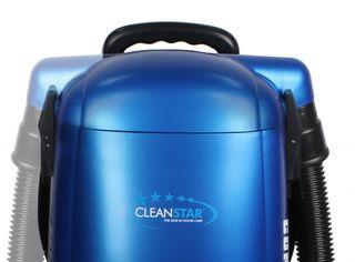 Cleanstar Aerolite Backpack Vac Cleaner Blue