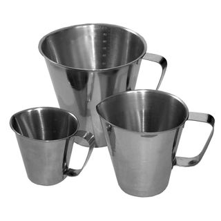 Stainless Steel 1 Litre Jug
