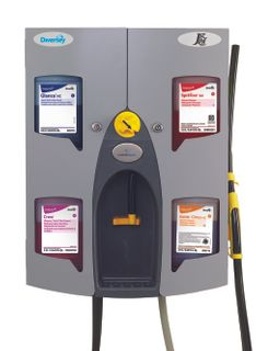 J Fill Quattro Select Dispenser