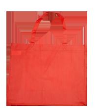 BD Carnival Non Woven  Polypropylene Bag - Red Ctn 100