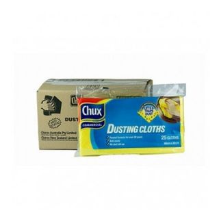 Chux Dusting Cloths Oil Impregnated Pkt 25
