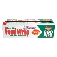 Clingwrap Oso 33cm x 600mt With Cutter