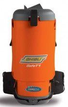 Ghibli SafeT1 Backpack 1450w Vacuum Cleaner - Orange