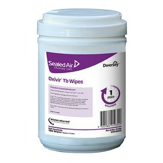 Oxivir TB Hospital Grade Disinfectant Wipes 160 Wipes