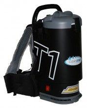 Ghibli T1 Backpack Black 1450 Watt H14 Hepa Filter