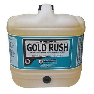 Gold Rush Neutral Liquid Detergent 15Lt