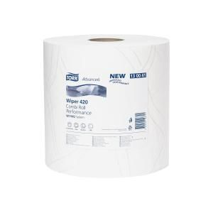 Tork Wiping Paper Plus Combi Roll 2 ply 750 sheet Ctn 2