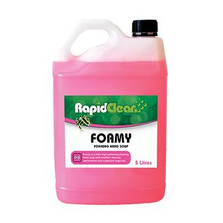 Foamy Liquid Foaming Hand Soap 5L