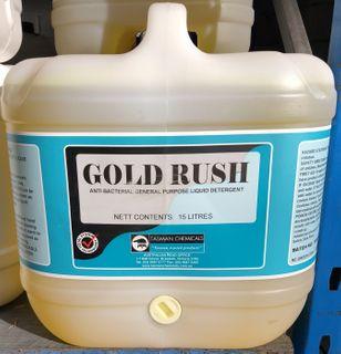 Gold Rush Neutral Liquid Detergent 5Lt