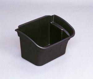 Rubbermaid Utility Bin Black