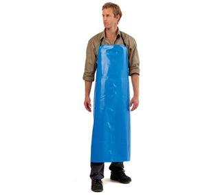 PVC Aprons - 120cm x 90cm (Blue)