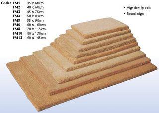 Mat Coir 350x600mm