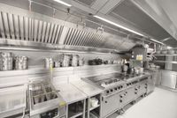 Guideline and ideas on how to clean a commercial kitchen