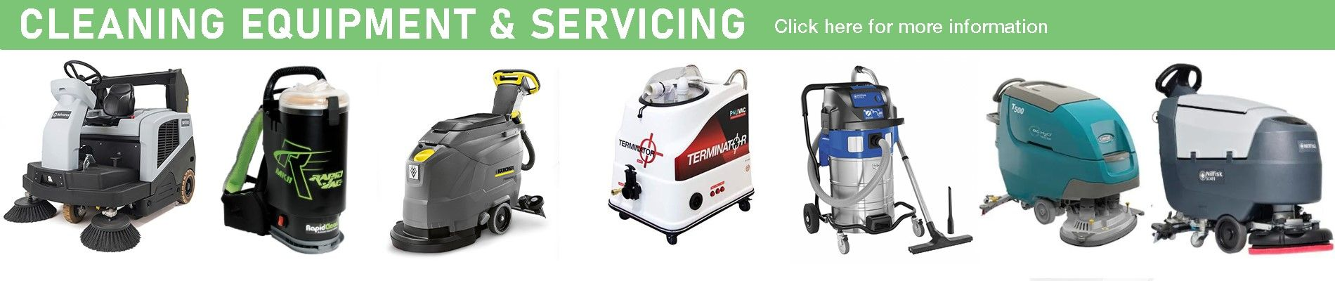 Cleaning Equipment & Services