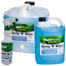 Spray & Wipe Chemicals