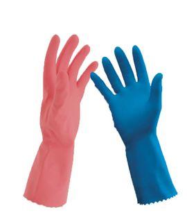 Flocklined Gloves