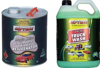 Automotive Cleaning Chemicals