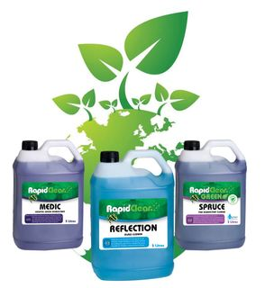 Disinfectant Cleaning Products