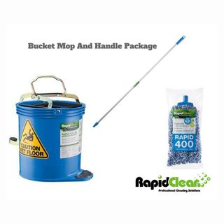 Bucket Mop Handle Packages